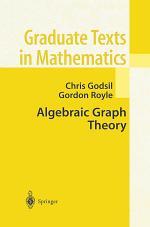 Algebraic Graph Theory