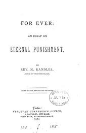 For Ever: An Essay on Eternal Punishment
