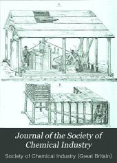 Journal of the Society of Chemical Industry: Volume 11