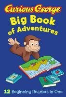 Curious George Big Book of Adventures PDF