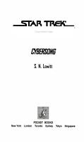 Cybersong PDF