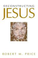 Deconstructing Jesus PDF