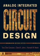 Analog Integrated Circuit Design, 2nd Edition