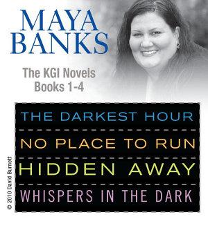 Maya Banks KGI series 1  4