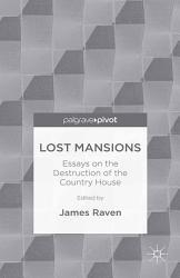 Lost Mansions PDF