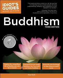 Idiot s Guides  Buddhism  3rd Edition Book