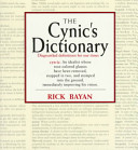 The Cynic s Dictionary PDF