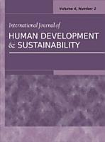 International Journal of Human Development and Sustainability  Vol 4  No 2 PDF
