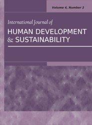 International Journal Of Human Development And Sustainability  Vol 4  No 2