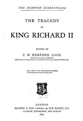 The Tragedy of King Richard II
