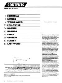 The Catholic World Report PDF