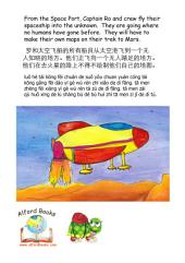 太空地图 tài kōng dì tú Space Maps English / Simplified Mandarin /Pinyin: 去火星旅行 qù huǒ xīng lǚ xíng Trek to Mars