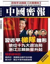《中國密報》第49期: 習近平梯隊雛形
