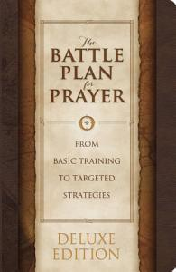 The Battle Plan for Prayer  LeatherTouch Edition Book