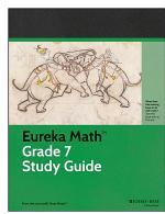 Eureka Math Grade 7 Study Guide