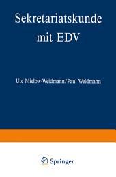 Sekretariatskunde mit EDV