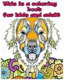 This is a Coloring Book for Kids and Adult