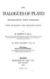 Parmenides. Theaetetus. Sophist. Statesman. Philebus