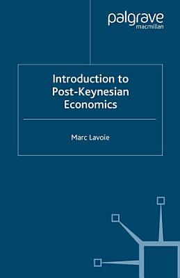 Introduction to Post Keynesian Economics