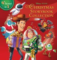 Disney Pixar Christmas Storybook Collection PDF