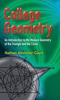 College Geometry PDF