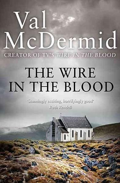 Download The Wire in the Blood Book