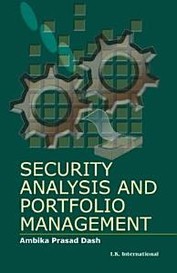 Security Analysis And Portfolio Management  Paperback    Second Edition