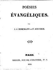 Poésies évangéliques