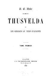 Thusvelda: ou Les Germains au temps d'Auguste
