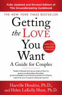 Getting the Love You Want Revised Edition Book