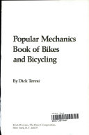 Popular Mechanics Book of Bikes and Bicycling