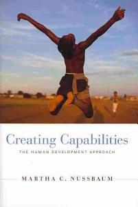 Creating Capabilities Book