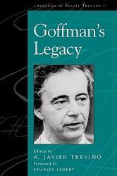 Goffman S Legacy Book PDF