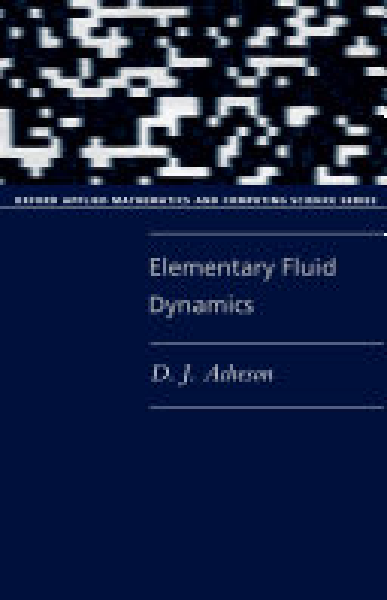 Elementary Fluid Dynamics PDF