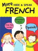More Hide & Speak French