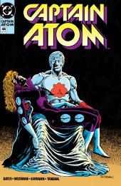Captain Atom (1986-) #44