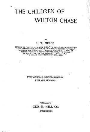 The Children of Wilton Chase PDF