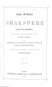 The Works of Shakespere: Volume 2