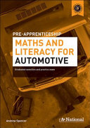 Pre-apprenticeship Maths & Literacy for Automotive