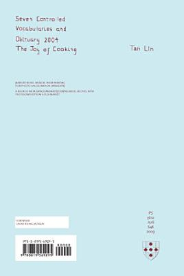 Seven Controlled Vocabularies and Obituary 2004  The Joy of Cooking