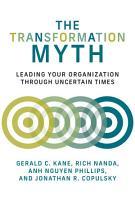 The Transformation Myth PDF