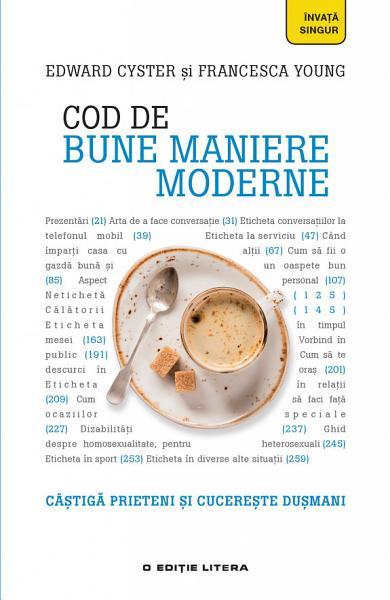 Cod De Bune Maniere Moderne