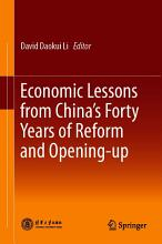 Economic Lessons from China   s Forty Years of Reform and Opening up PDF