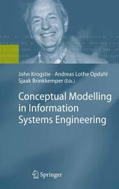 Conceptual Modelling in Information Systems Engineering