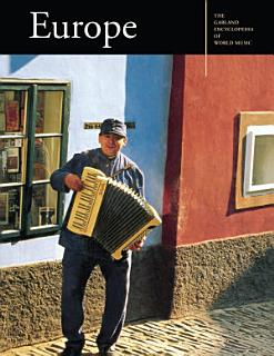 The Garland Encyclopedia of World Music Book