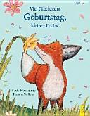 Viel Gl  ck zum Geburtstag  kleiner Fuchs  PDF