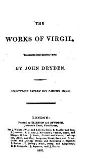 Works: transl. into English verse by John Dryden
