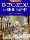 The Hutchinson Encyclopedia of Biography PDF