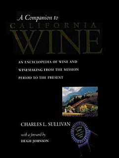 A Companion to California Wine Book