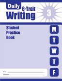 Daily 6 Trait Writing PDF
